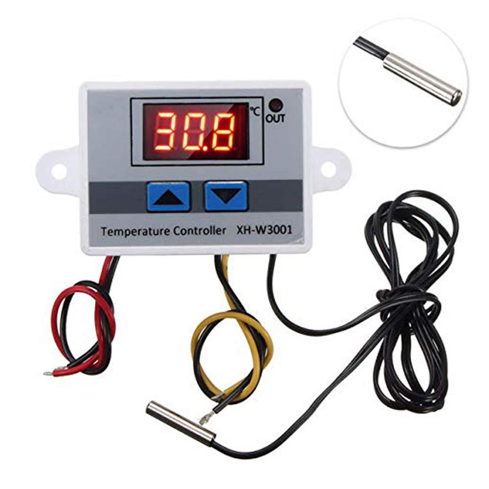 XH-W3001 Isı Kontrol Cihazı 12-24 V